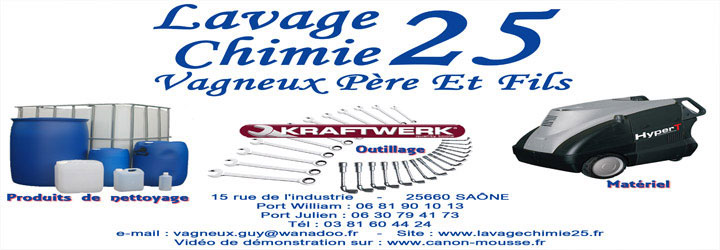 Lavage Chimie 25